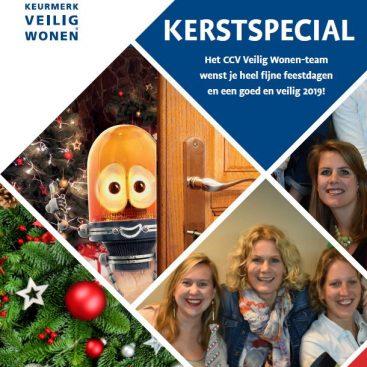 Kerstspecial 2018 Politiekeurmerk Veilig Wonen