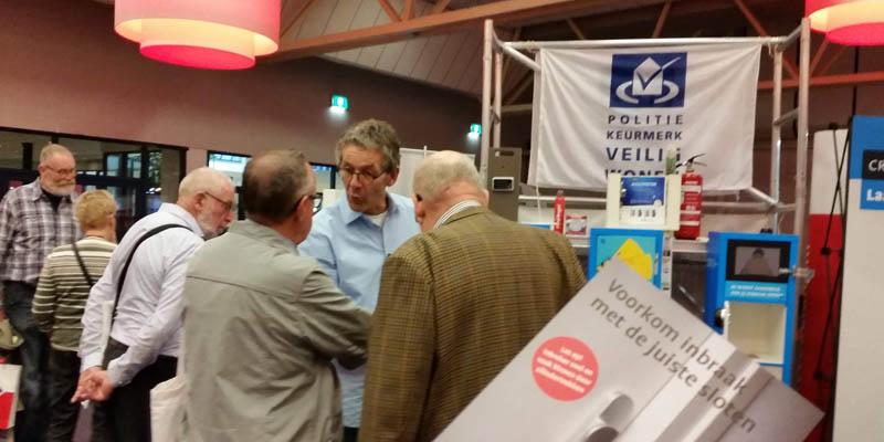 Voorlichting over beveiliging bij VvE-belang door heel Nederland